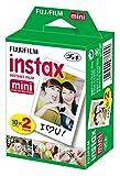 Fujifilm Instax Mini Film 20 Pellicole Instantanee per Fotocamere Instax Mini - Fujifilm - amazon.it