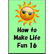 How to make life fun and good 16 (Japanese Edition)