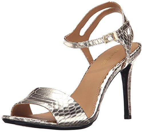 Calvin Klein Nadina Damen US 6.5 Silber Sandale