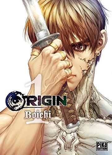 Couverture du livre Origin T01