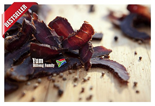 1kg Biltong Original, Real South African Style Biltong, EU\'s BEST Seller