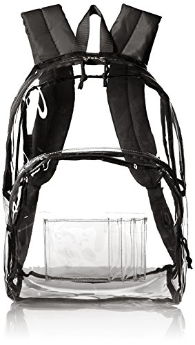 eastsport-44cm-clear-with-black-trim-backpack