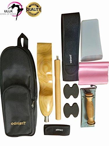 ULLK Ballett Foot Stretcher New Arch faltbar tragbar und leicht zu transportieren (A)