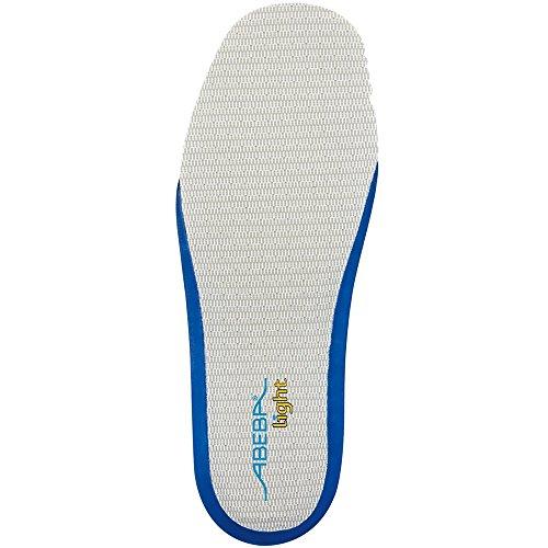 Abeba 3559-48 Acc Wave Semelle intérieure Taille 48 Bleu