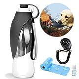 Best Bouteilles BPA eau libre - Distributeur de bouteille d'eau de chien de silicone Review
