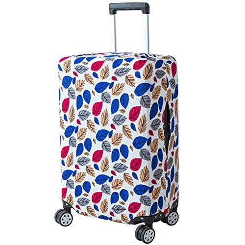 Zhhlaixing Gepäck Abdeckung Drucken Koffer Schutzhülle Schutz Hülle Wasserdicht - Elastisch Süß Reisekoffer Abdeckungen Zum 20-28 Zoll Gepäck