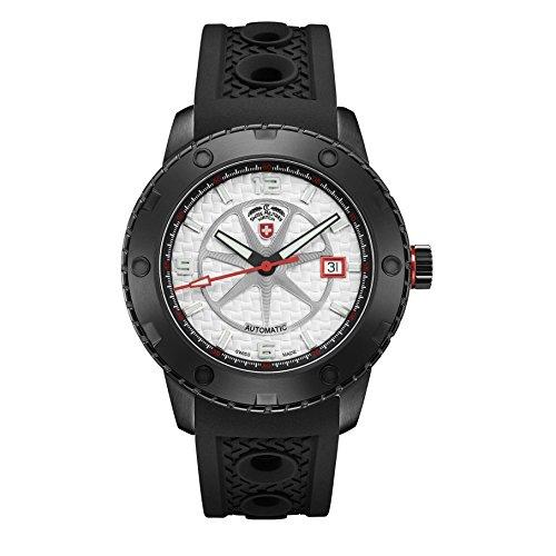 Swiss Military Reloj de cuarzo Man Rallye Auto 44 mm