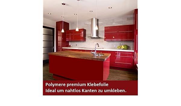 Premium Klebefolie S5155B Creme Glänzend 60Cm Breite: Amazon.De