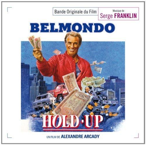 Hold-Up/Dernier Ete a Tanger by Franklin, Serge (2015-07-17)