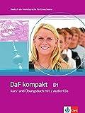 Daf Kompakt in 3 Banden: Kurs- Und Arbeitsbuch B1 MIT 2 Audio-Cds by Ilse Sander (2011-04-15)