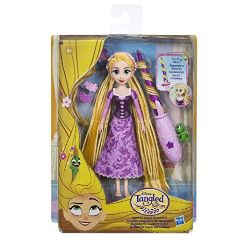 Hasbro Disney Rapunzel E0180EU4 Serie Rapunzels Lockenpracht, Puppe