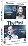 The Post [DVD] [2018] only £9.99 on Amazon