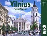 Bradt Vilnius with Kaunas (Bradt Mini Guide Vilnius (W/Kaunas))