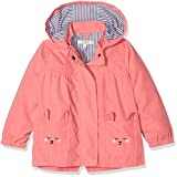 NAME IT Baby-Mädchen Jacke NBFMILLE Jacket, Rosa Sunkist Coral, 74