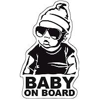 Baby Autoaufkleber Amazonde