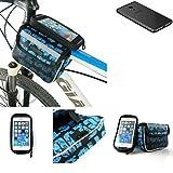 Fahrrad Rahmentasche für Meizu Pro 6S, Rahmenhalterung