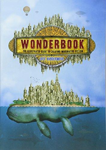 VanderMeer, J: Wonderbook por Jeff VanderMeer