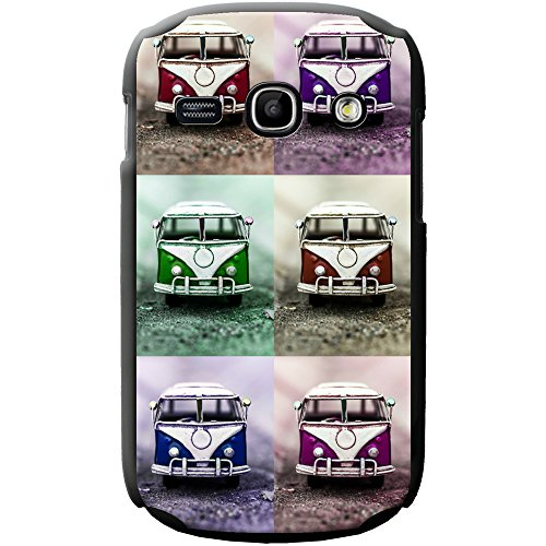 Altes Wohnmobil Pop Art Hartschalenhülle Telefonhülle zum Aufstecken für Apple iPhone 6 PLUS / 6s PLUS Pop Art Old Camper Van