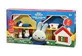 Miffy 34311 Sweet Home Play Toy Set