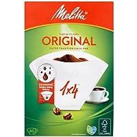 Melitta 65-ME-17 Filtros de Café Desechables Blanco