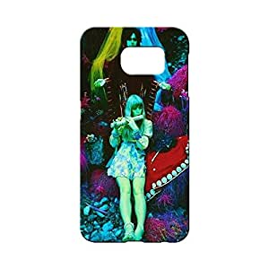 BLUEDIO Designer 3D Printed Back case cover for Samsung Galaxy S7 Edge - G6086