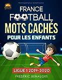 FRANCE FOOTBALL MOTS CACHÉS POUR LES ENFANTS: LIGUE 1 2019-2020