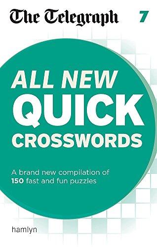 The Telegraph: All New Quick Crosswords 7 (The Telegraph Puzzle Books)