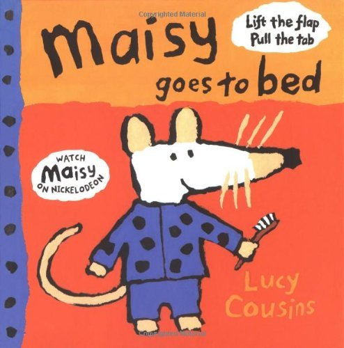 Maisy Goes to Bed by Lucy Cousins (1990-09-04)
