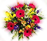 FloraIndia Fresh Flowers Bunch