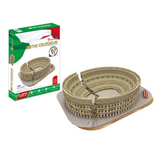 3D Puzzle Kolosseum Rom Italien Cubic Fun Colosseum Italia