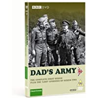 Dad'S Army - Complete 1St Series & Lost Eps From Series 2 - Import Zone 2 UK