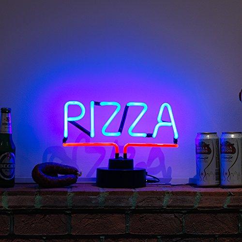 Pizza Skulptur–Echter Neon (nicht LED)