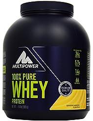 Multipower 100% Pure Whey Protein, Banana Mango, 2 kg