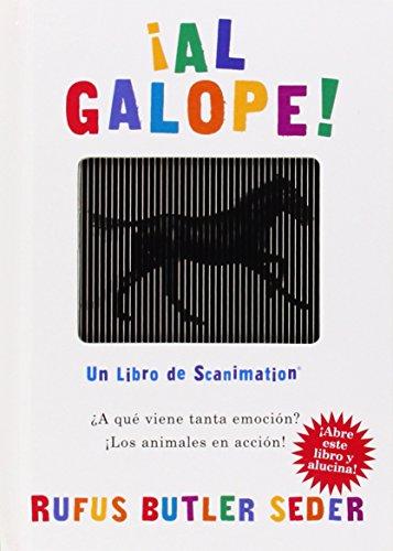 Al Galope! (Scanimation) por Rufus Butler Seder