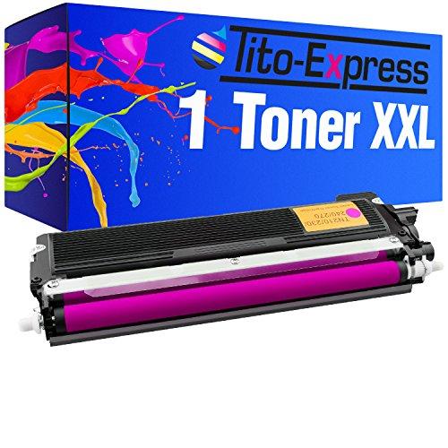 Tito-Express PlatinumSerie 1 Toner-Patrone XL passend zu Brother TN230 Magenta MFC-9120CN MFC-9320CW, 1.400 Seiten - Brother Mfc9320cw Drucker