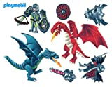 PLAYMOBIL® Tattoos Drachenland