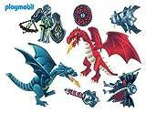 PLAYMOBIL® Tattoos Drachenland