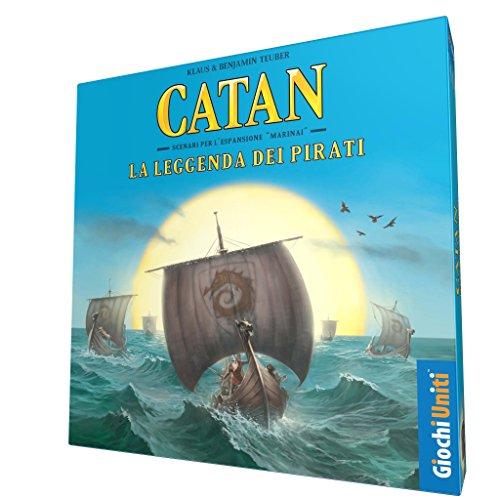 Catan Studios gu584–Die Siedler von Catan Legende der Piraten