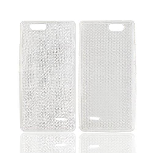 Oukitel C4 Hülle Case Silikon Handyhülle Schutzhülle TPU Case Backcover Bumper Slimcase