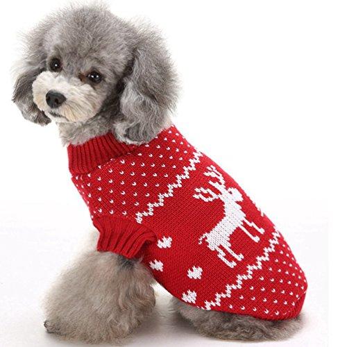Zoom IMG-3 lvrao cucciolo cane gatto sweater