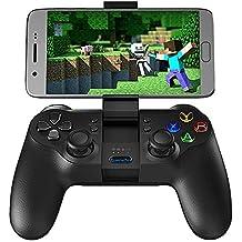 GameSir T1S Enhanced Edition Wireless/Wired Gamepad Controlador de juegos 2.4 ghz Bluetooth 4.0 para iOS/Android/PC/PS3 - Negro