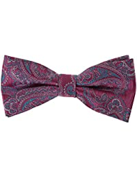 EBDB.01 Series Patterned Microfiber Good Friday Gift Idea Pre-tied Bow Tie By Epoint