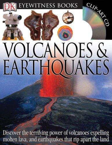 Volcanoes & Earthquakes (DK Eyewitness Books) by Susanna Van Rose (2008-06-30)