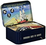 Pirate Ship Gift in a Tin