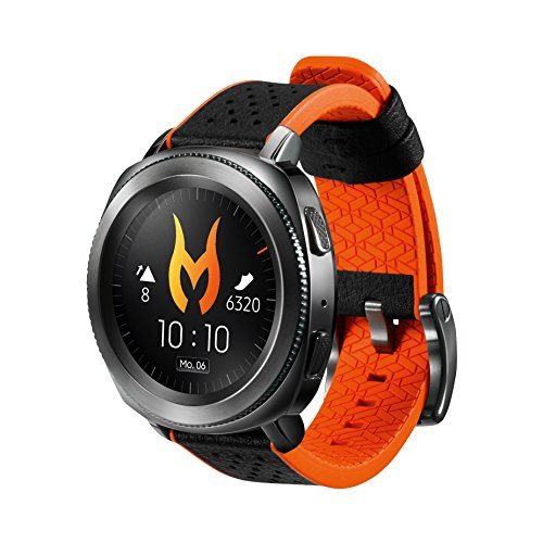 Samsung Gear Sport Uhr Marcel Hirscher Limited Edition schwarz
