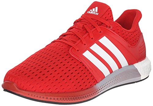 Adidas Performance Solar Boost M Running Shoe, Collegiate Navy / blanc / collégiale Royal, 4 M Us Scarlet Red/White/Maroon