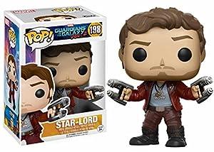 Funko Pop! Movies: Guardians of the Galaxy Vol 2 - Star Lord Vinyl Figure