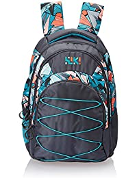 Wildcraft Wiki Daypack 34 liters Grey Casual Backpack (8903338049050)