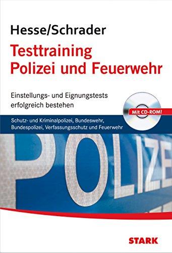 STARK Hesse/Schrader: Testtraining Polizei und Feuerwehr