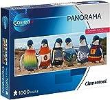 Clementoni 59092 Clementoni-59092-Pinguin Pullis-Puzzle 1000 T Galileo